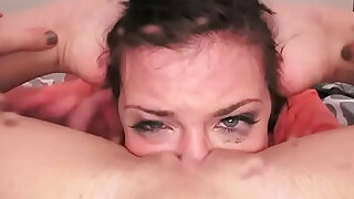 Hot and mean lesbian deep in love to bang with her fist with adriana chechik and gabriella paltrova - 7:00