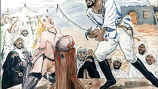 Examples of Extreme BDSM Art - 7:00