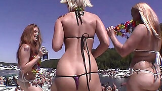 tiny thong party - 24:00