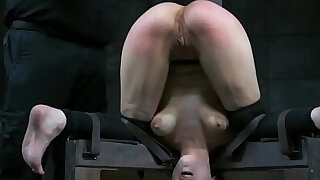 Whipped Audrey Noir punished roughly - 6:00