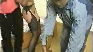 Pretty Wife Blackmailed By Masked Gang After Oral To Husband cuckold - 1:1:00