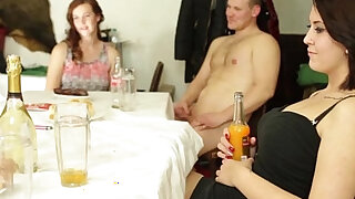 Crazy party with nice vaginas and tits. Worth to watch! - 20:00