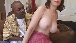Wifes hairy pussy black cum out