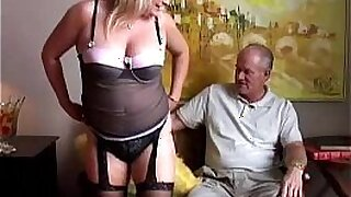 Stockings Cock pumping in a good cumshots - 11:38